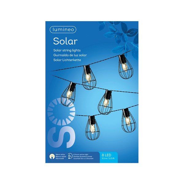 Solar String Lights