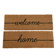 "Load image into Gallery viewer, Coir ""Welcome Home"" Mat"