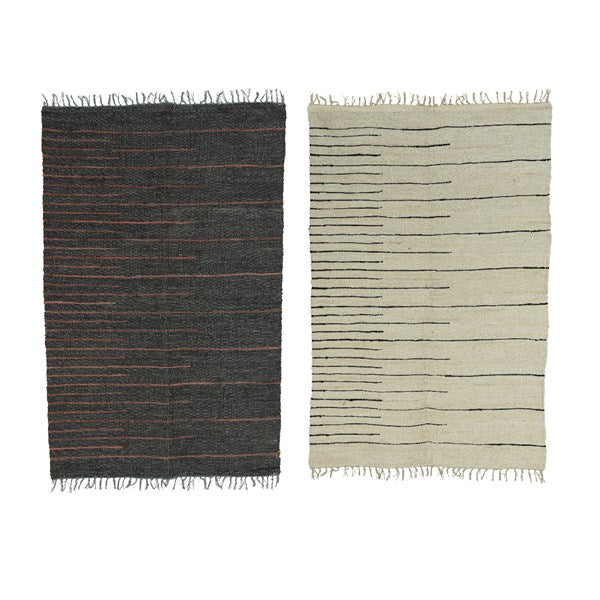 Chindi Cotton Fringe Rug