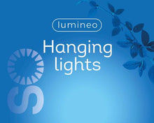 Load image into Gallery viewer, LED Color Changing Solar Hanging Lights