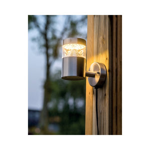 Motion Sensored Solar Light Sconces