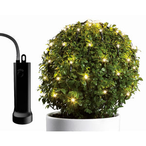 LED Boxwood Net Lights