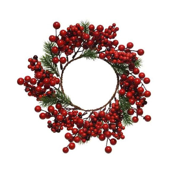 11'' Pine & Berry Wreath