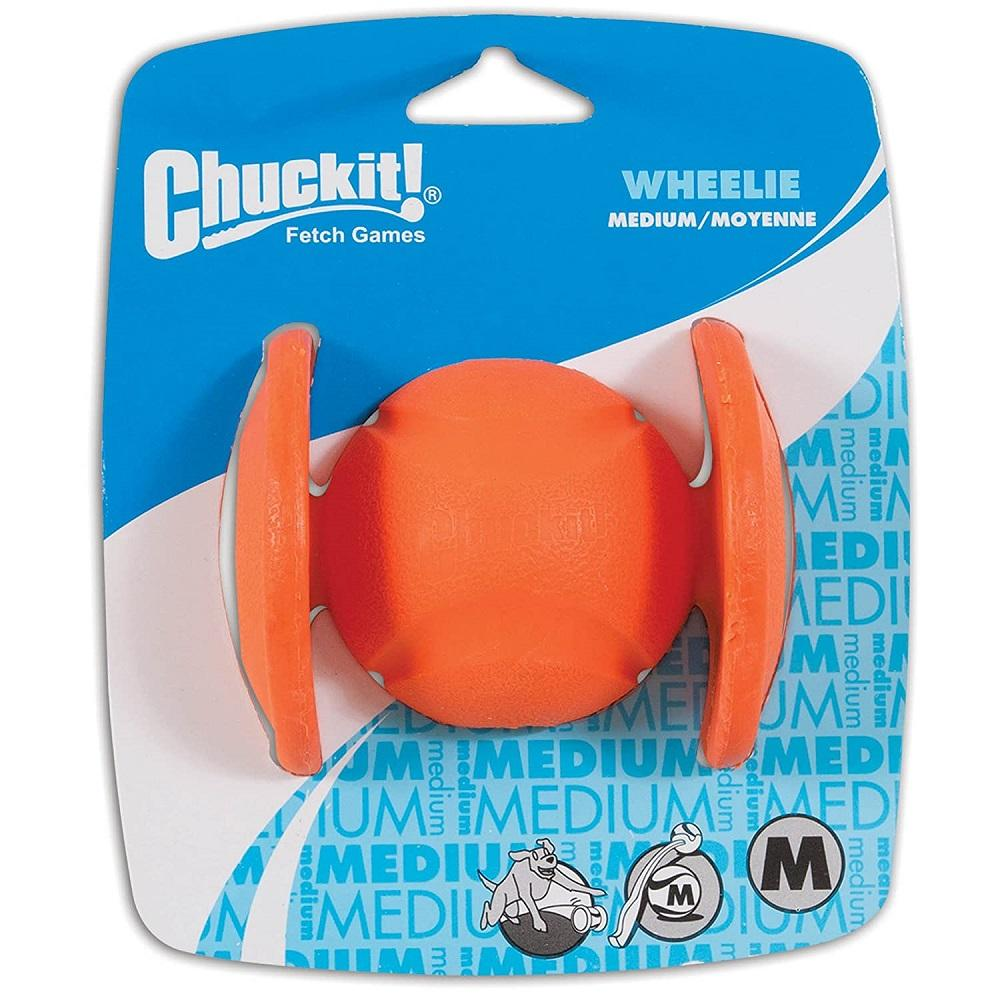 Chuckit Wheelie Dog Ball