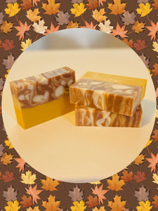 White Tea + Ginger Bar Soap