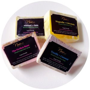 Hand Crafted Bar Soaps