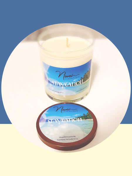 Staycation Soy Candle