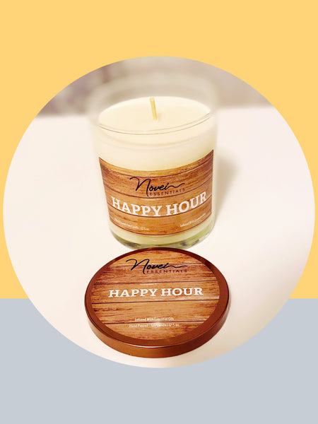 Happy Hour Soy Candle