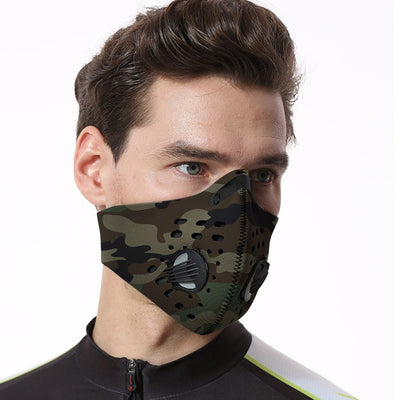 Reusable Protective Face Covering (LIMITED EDITION - CAMOUFLAGE)