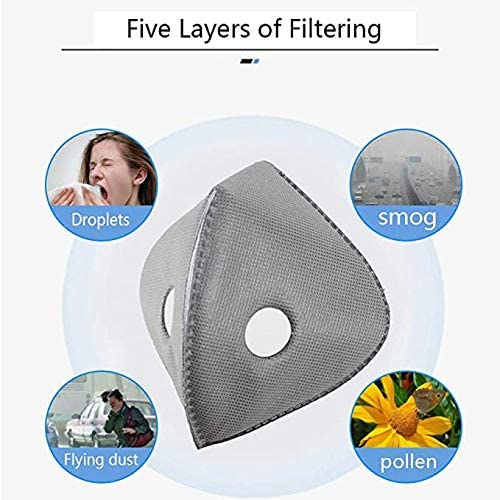 PM 2.5 Replacement Filters (5 PACK)