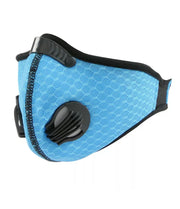 Reusable Protective Face Covering (LIMITED EDITION - CADET BLUE)