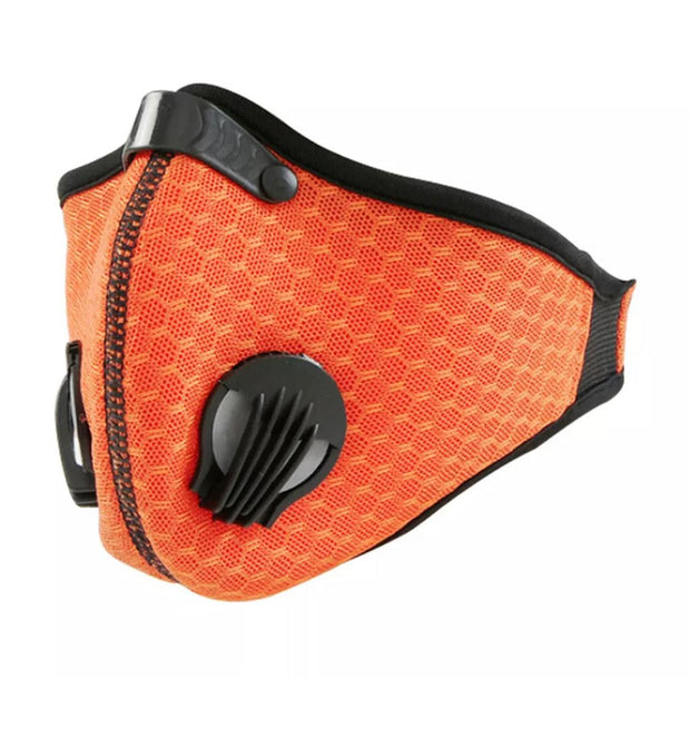 Reusable Protective Face Covering (LIMITED EDITION - BURNT ORANGE)