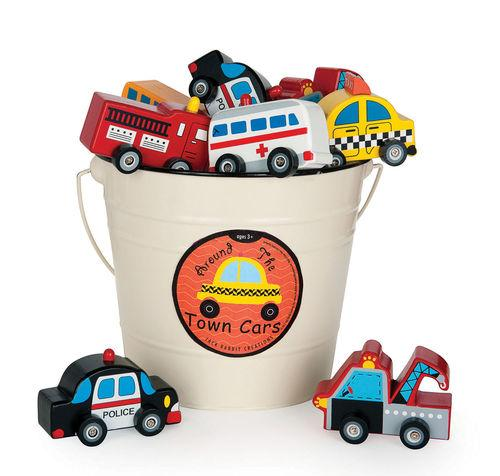 Around the Town Cars