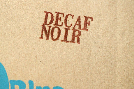 Blue Bottle Decaf Noir