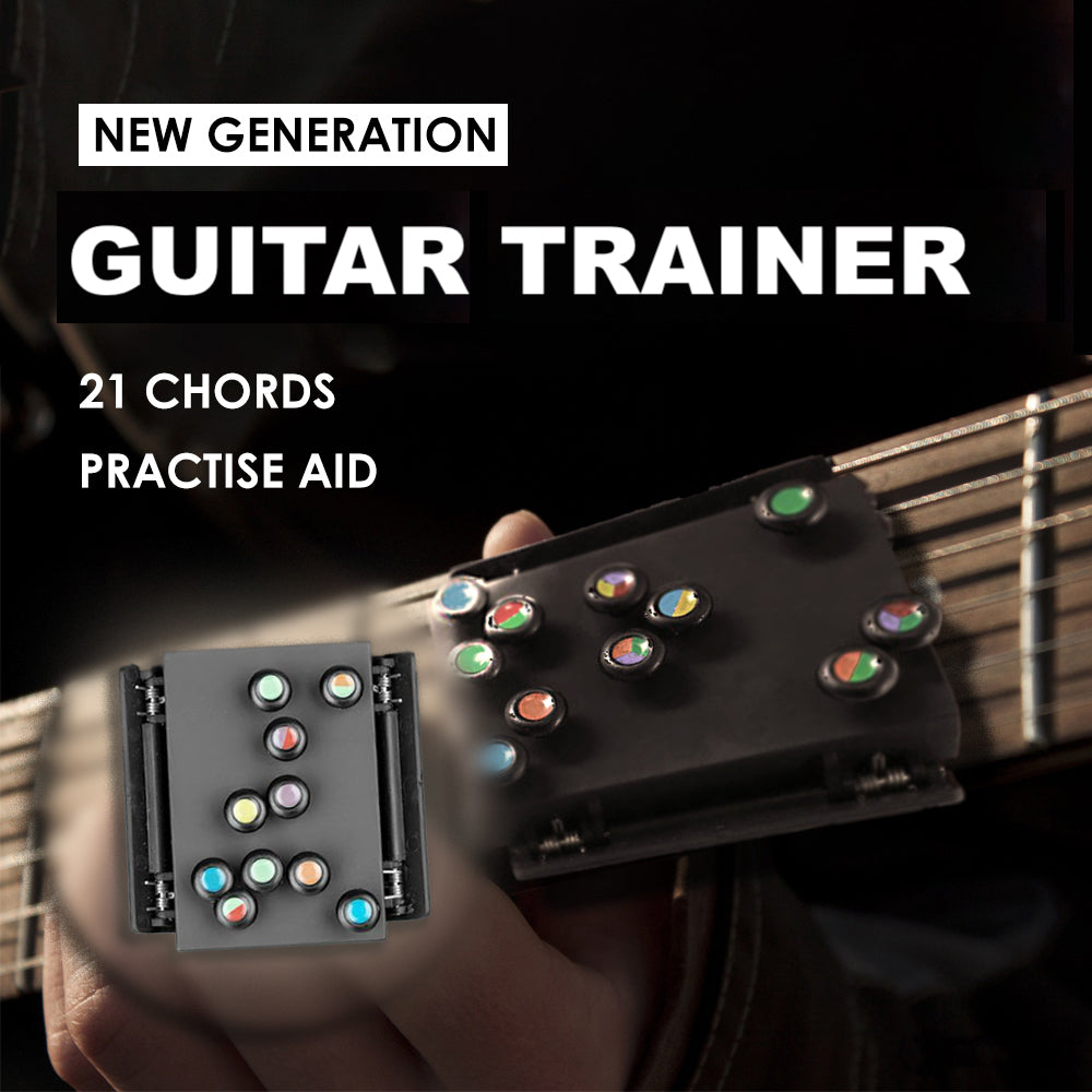 World's Best Guitar Learning System - Chord Assisted Practice