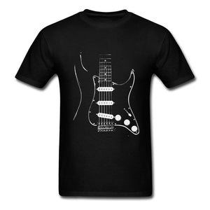 Electric Guitar Stratocaster T-shirt