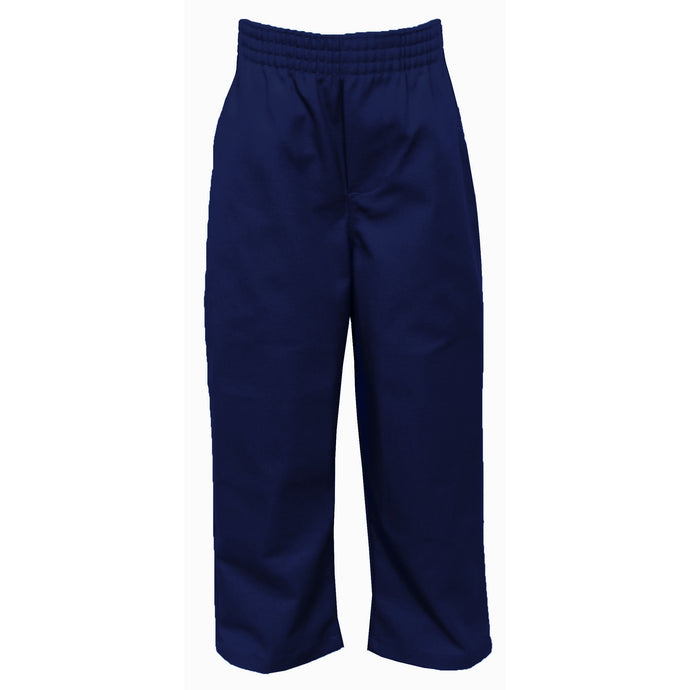 Pull On Pants - Navy