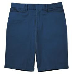 Girl's Bermuda Stretch Short - Navy