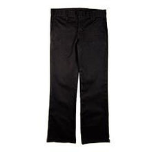 Load image into Gallery viewer, Girl's Stretch Pants - Black/Khaki