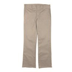 Girl's Stretch Pants - Black/Khaki