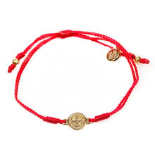 Load image into Gallery viewer, Breathe Blessing Bracelet - Gold Medals