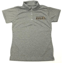 Load image into Gallery viewer, Women's Fitted Dri-fit Polo w/Bishop logo
