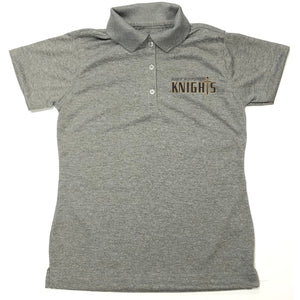 Women's Fitted Dri-fit Polo w/Bishop logo