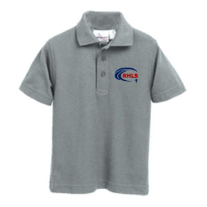 Knit Polo w/ Riviera Hall logo