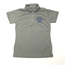 Load image into Gallery viewer, Girl's Fitted Dri Fit Polo w/Calvary embroidered logo