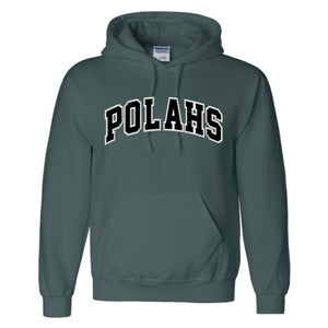 POLA Tackle Twill Hooded Sweatshirt