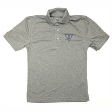 Load image into Gallery viewer, Unisex Dri-fit Polo w/ Holy Trinity logo