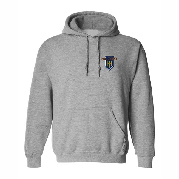 Hooded Sweatshirt w/Hillcrest logo
