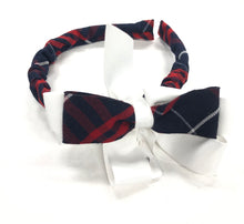 Load image into Gallery viewer, Hair Accessories - St. Lawrence plaid