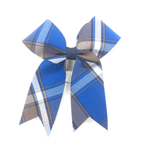 Hair Accessories - Sacred Heart Plaid