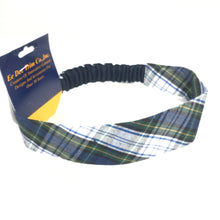 Load image into Gallery viewer, Hair Accessories - St. Theresa plaid