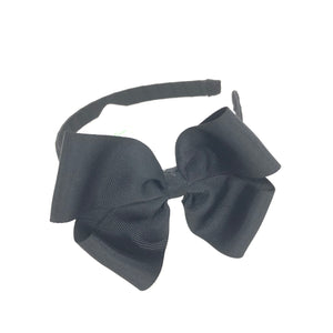 Hair Accessories - Black