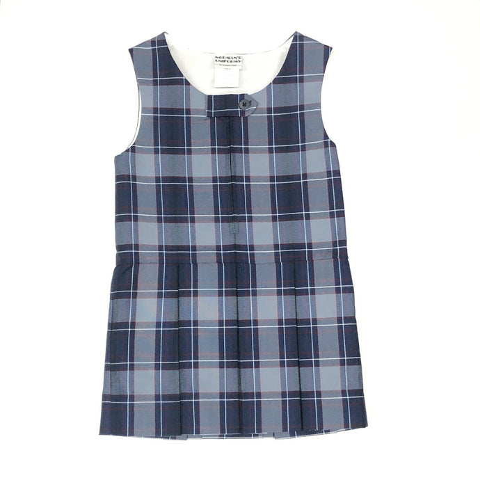 Girl's Jumper - Santa Fe Springs Plaid (Grades K-3)