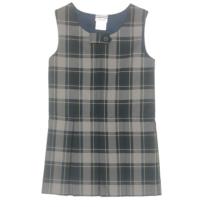 Girl's Jumper - Hillcrest Plaid (Grades K-3)