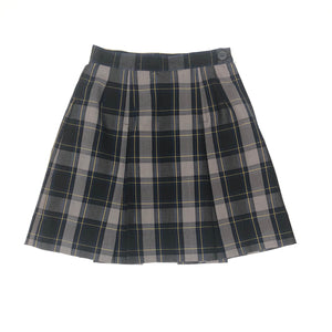 2 Pleat Skirt - Mary Star High Plaid
