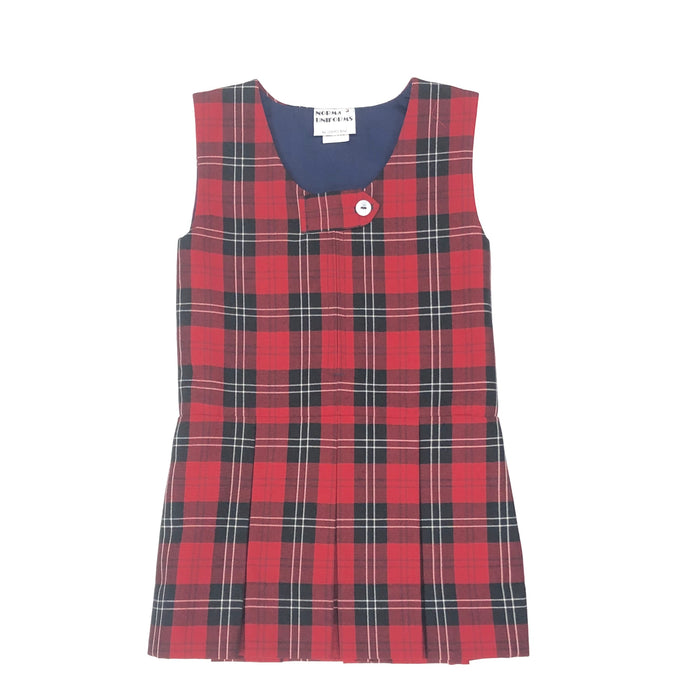 Girl's Jumper - Holy Innocents Plaid