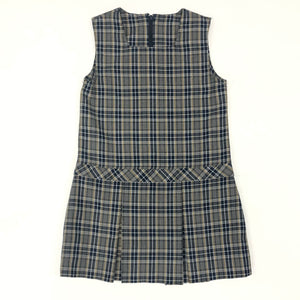 Girl's Jumper - Minaret Plaid