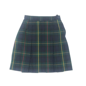 2 Pleat Skirt - St. Margaret Mary Plaid
