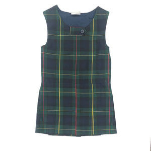 Girl's Jumper - St. Margaret Mary Plaid