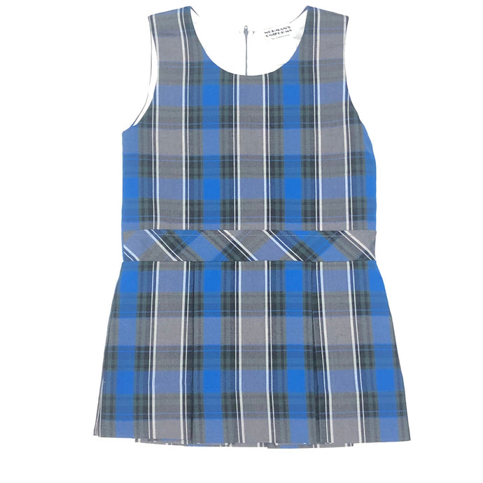Girl's Jumper - MSSE Plaid
