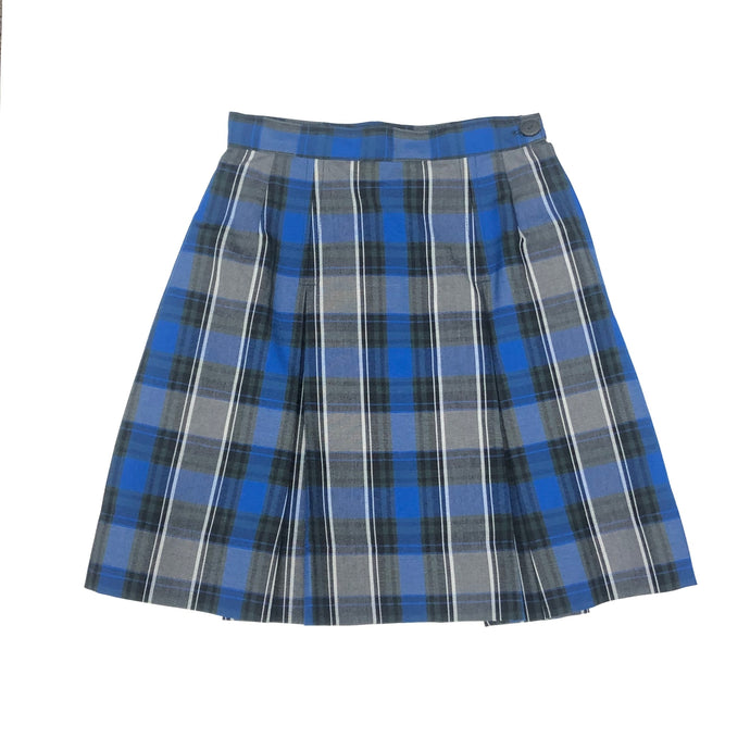 2 Pleat Skirt - Mary Star Elementary Plaid (Grades 6-8)