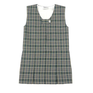 Girl's Jumper - St. John Fisher Plaid (Grades 1-5)