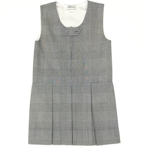 Girl's Jumper - Valor Plaid (Grades K-4)
