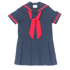 Girl's St. Lawrence Sailor Dress (TK-4)