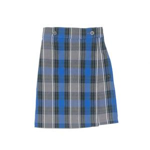 Wrap Skort – SJB Plaid (Grades TK-4)