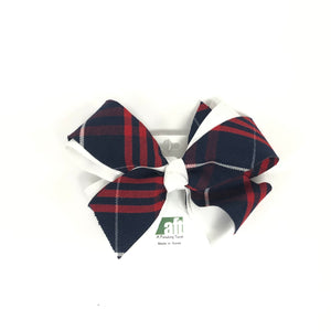 Hair Accessories - St. Lawrence plaid